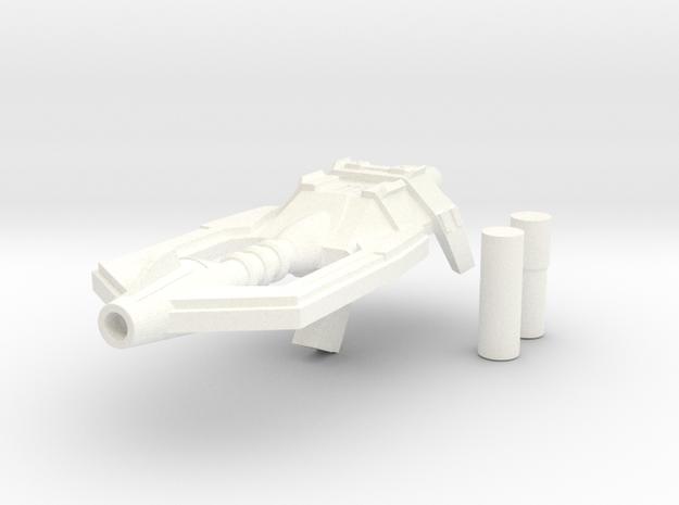Shrapnel Gun 3d printed