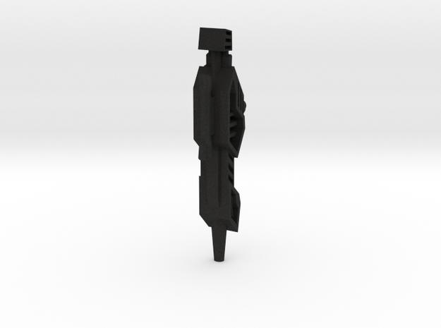 G2P-005c - Chromehead Laser Gun 3d printed
