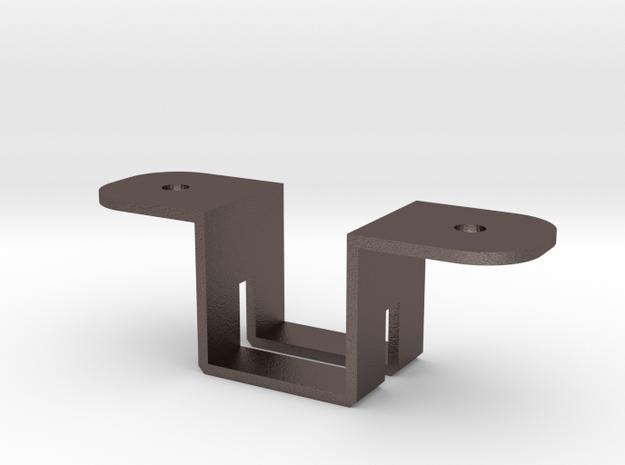TVAN kitchen light bracket in Stainless Steel