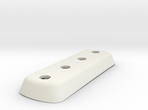 13006-37 in White Natural Versatile Plastic