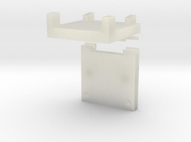 G2P-005b - Chromehead TechSpec Meter 3d printed