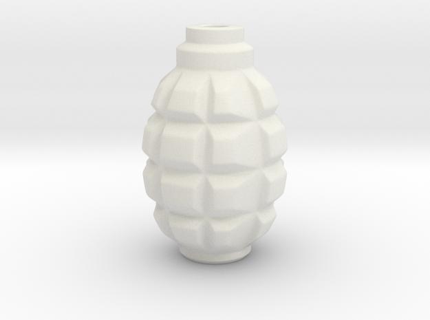 F1 (F-1) Grenade Mini Vase 3d printed