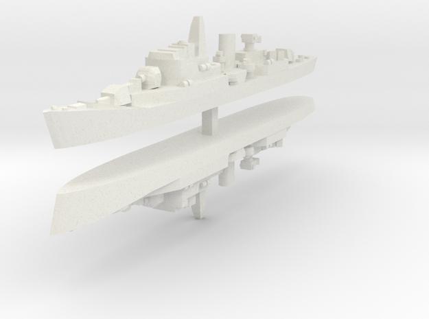 Commandante Riviera B 1:2400 x2 3d printed