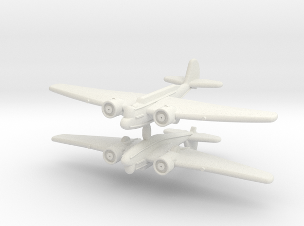 1/600 Martin 139WH-3 (WSF) in White Natural Versatile Plastic