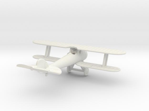 1/144 Nieuport 28 in White Natural Versatile Plastic