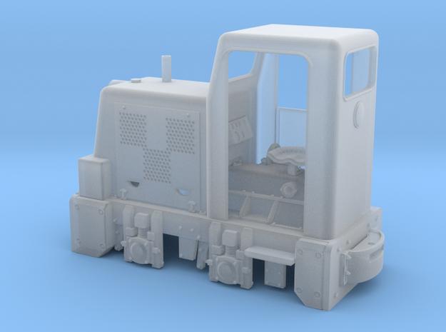Feldbahn CKD BN 30U (Spur 1f) 1:32 3d printed