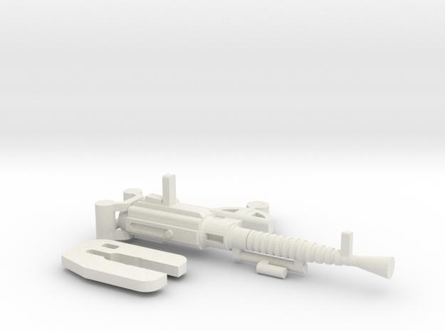 DS 39 Machine Gun 3d printed