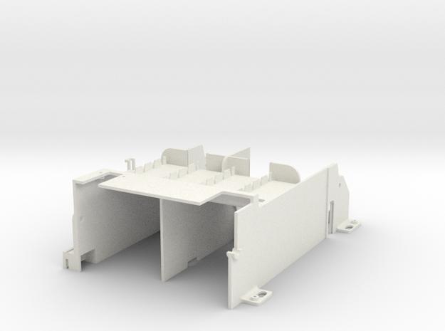 824-104 in White Natural Versatile Plastic