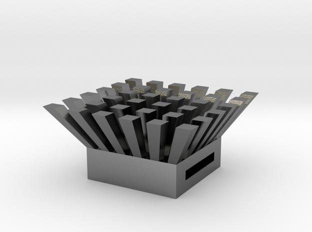 Heatsink 40mm Fan Size 3d printed