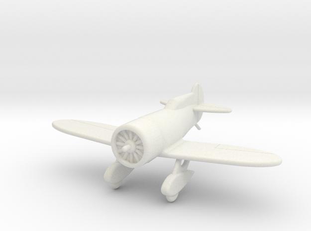 GAAR07 Gee Bee Model Z in White Strong & Flexible