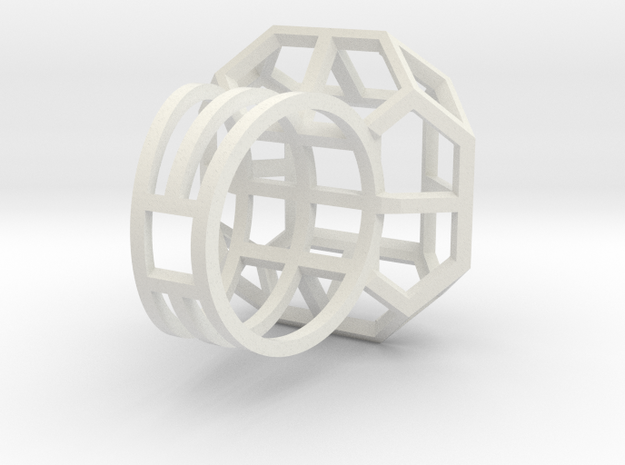 ring08 XL 21 3d printed