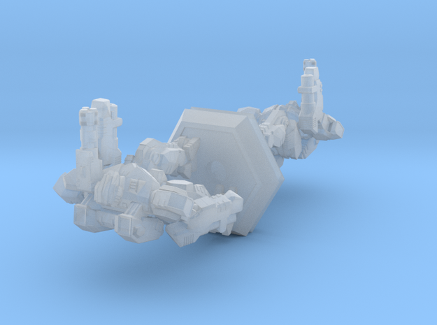 WHAM- King Sandman x2 (1/937th) in Smooth Fine Detail Plastic