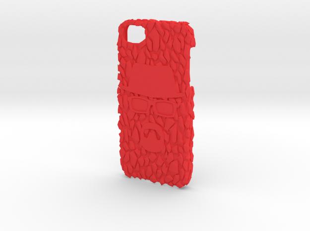 Blue Meth Ice Case 3d printed