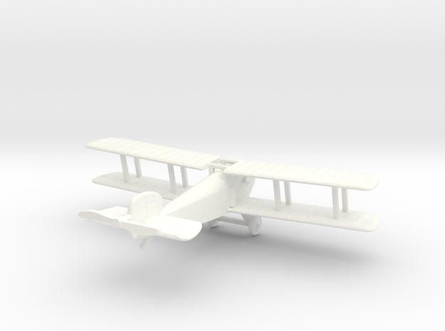 1/144 Sopwith Dolphin 3d printed