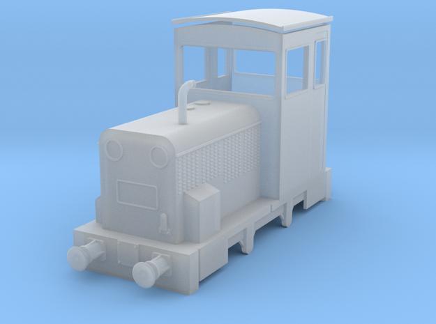 """5.5mm Scale Talyllyn Railway """"Merseysider"""" Body Ki 3d printed"""