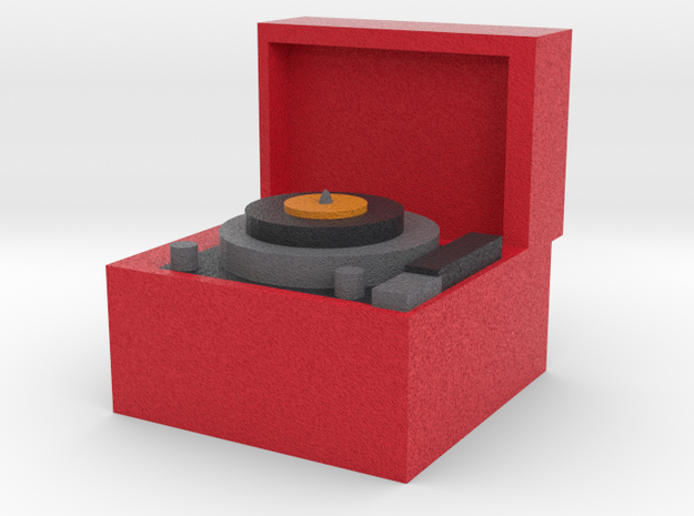 Record Player 3d printed