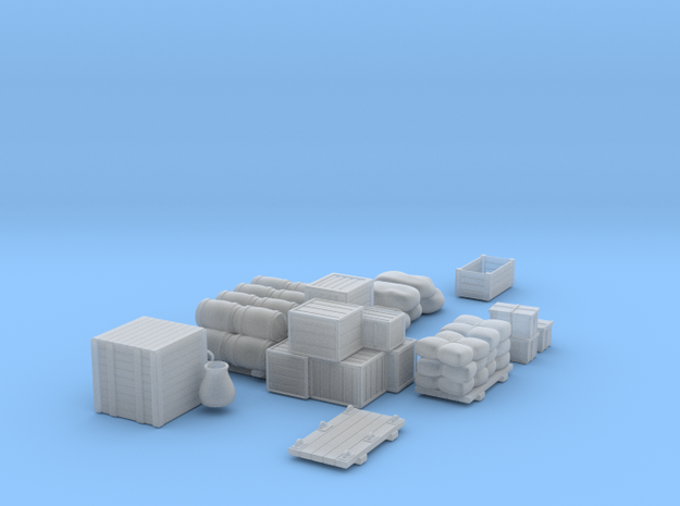 cargo4 revise2_24mm 3d printed