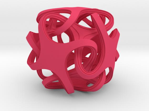 Hexatron 3d printed