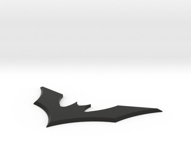 Batman Beyond Symbol 3d printed