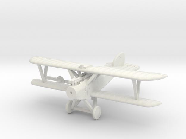 1/144th Albatros D.III in White Natural Versatile Plastic
