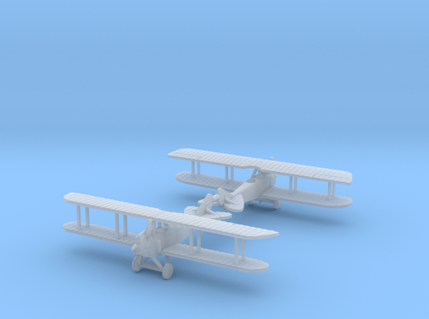 1/350 DFW C.V in Smooth Fine Detail Plastic