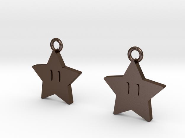 mario star v2 3d printed
