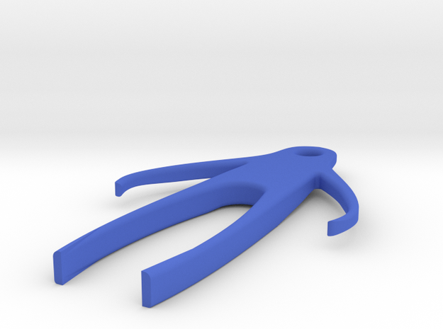 Bendybit 3d printed