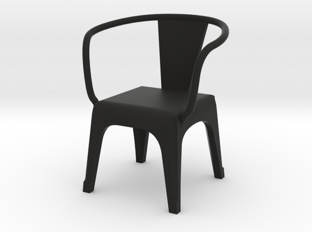 1:24 metal chair 2