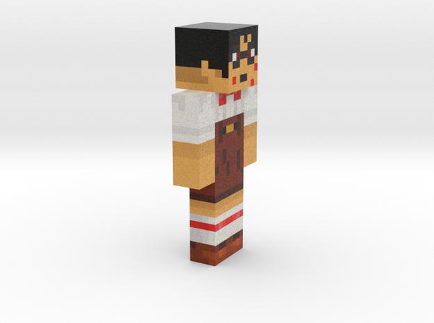 6cm | Captain_Geek 3d printed