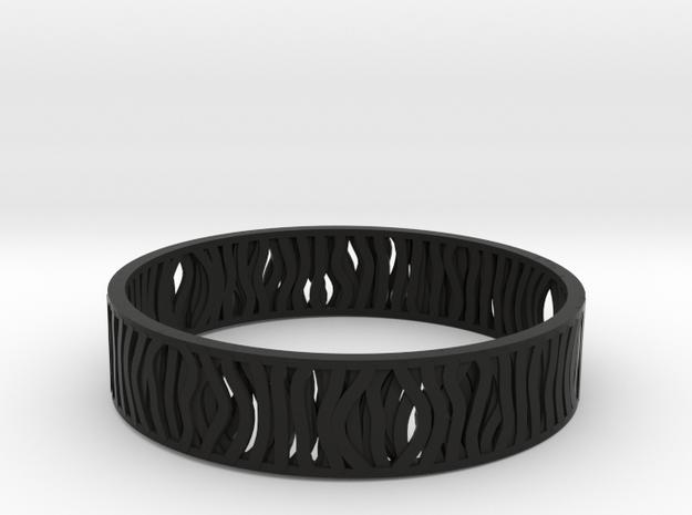 Filar bracelet / cuff 3d printed