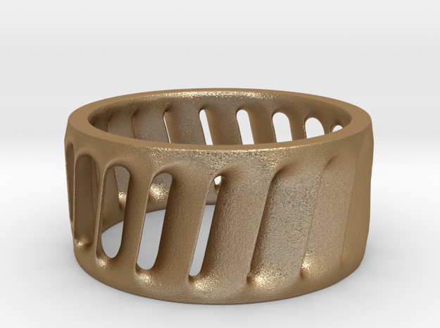 Turbine Ring 3d printed