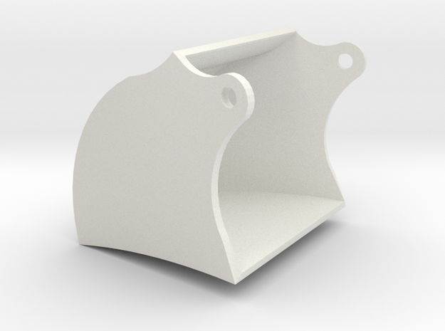 Nose Protector for the EPP Eagle in White Strong & Flexible