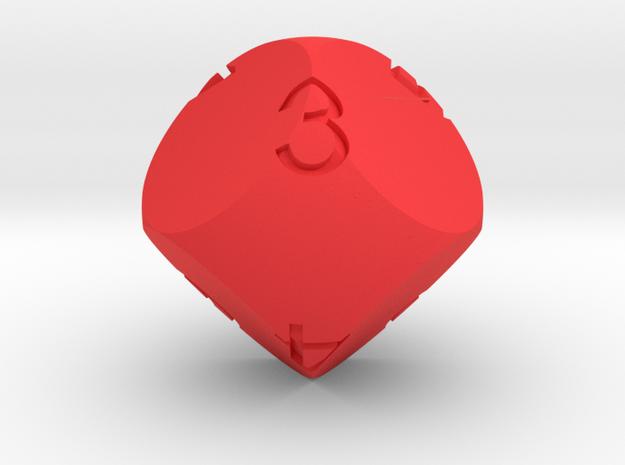 Alt D6 Sphere Dice 3d printed