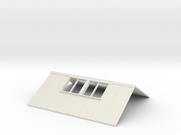 R1 81 Roof V1 3d printed