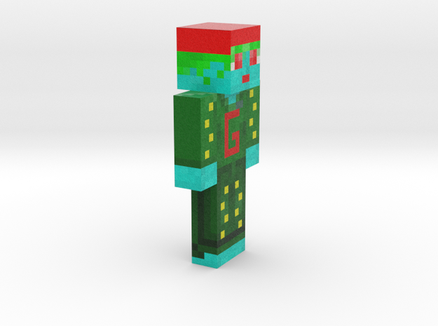 6cm   GreenFirework 3d printed