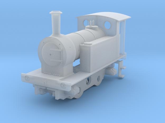 LNER BR Class Y7 (NER class H) for EM gauge (1:76) in Smooth Fine Detail Plastic