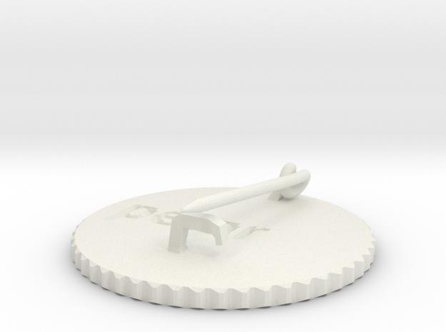 by kelecrea, engraved: petar 3d printed