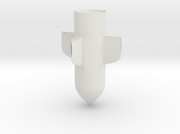 GuefoeRocket 3d printed