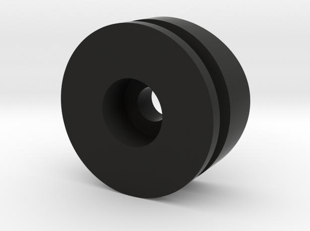 Covertec Wheel in Black Strong & Flexible