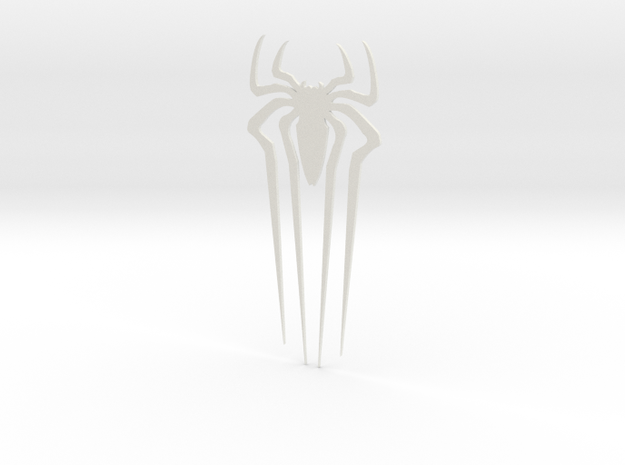 TASM 2 symbol in White Natural Versatile Plastic