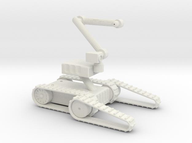 IROBOT in White Strong & Flexible