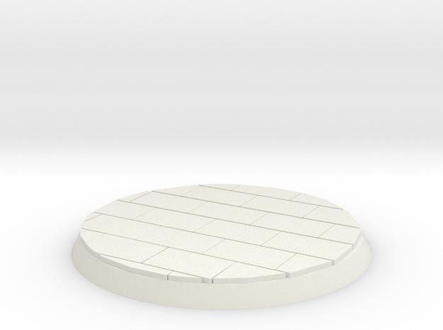 Brick Surface 30mm Base 3d printed