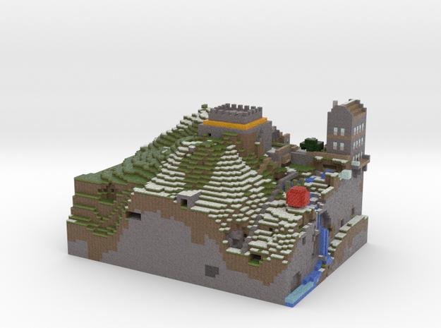 Anisoptera Base 3d printed
