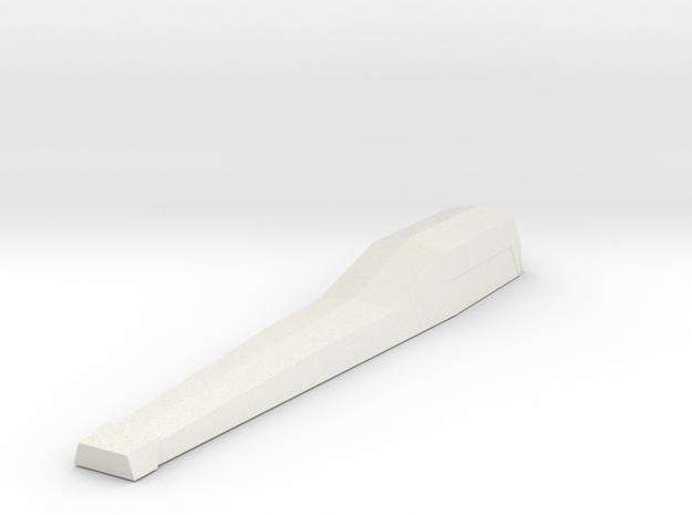 fuselage bottom 1 49 3d printed