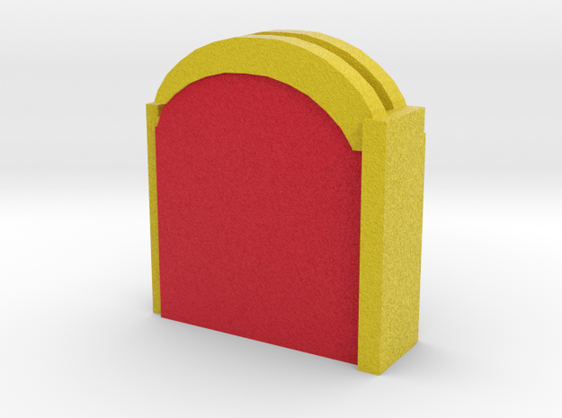 Juke Box Iphone Speaker 3d printed