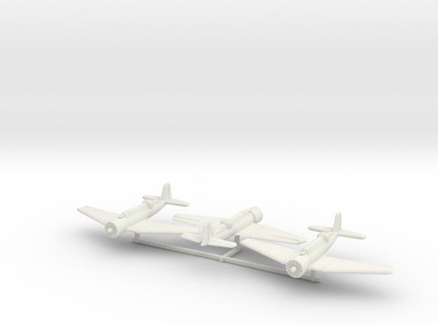 1/300 Nyeman / Charkov R-10 / KhAI-5 in White Natural Versatile Plastic
