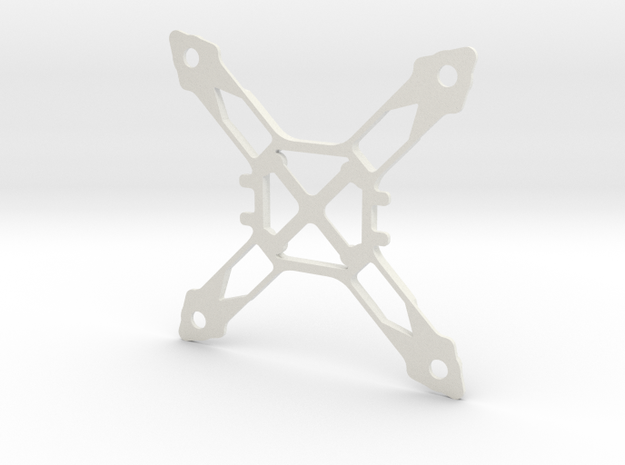 120mm Superlight Quadcopter 3d printed