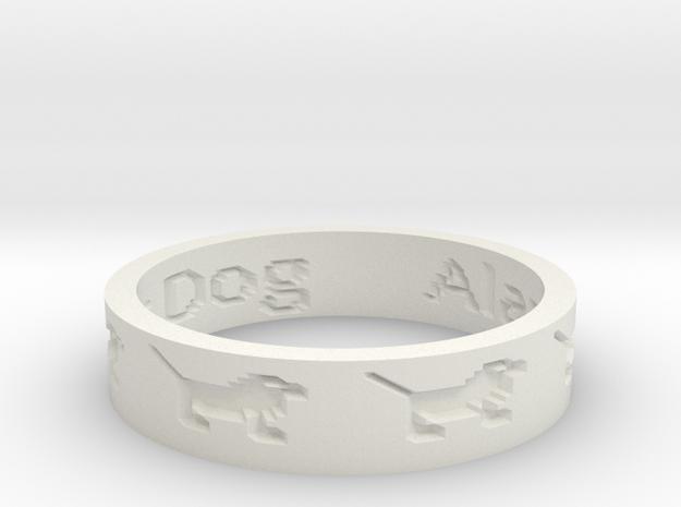 by kelecrea, engraved: Alazar The Gator Dog 3d printed