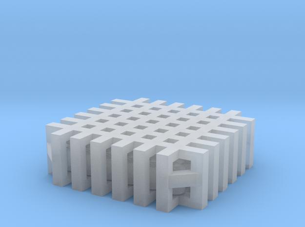 Milkcans - set of 36 - Nscale 3d printed
