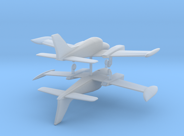 Cessna 310 - Set of 2 - Nscale in Frosted Ultra Detail